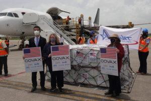 millón y medio de vacunas a Honduras