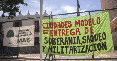ciudades modelo en Honduras