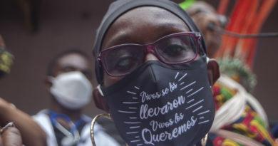 Organizaciones garífunas Honduras