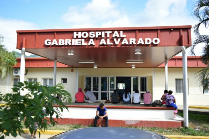 Hospital de Danlí a punto de colapsar