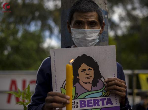 Honduras asesinatos de defensores del ambiente