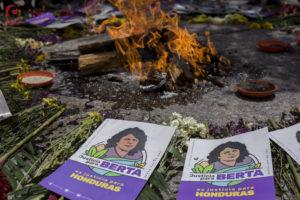Honduras: luchas socioambientales