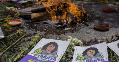 Causa Berta Cáceres