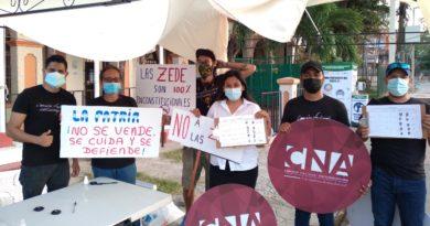 Más de 15 mil firmas a favor de iniciativa ciudadana