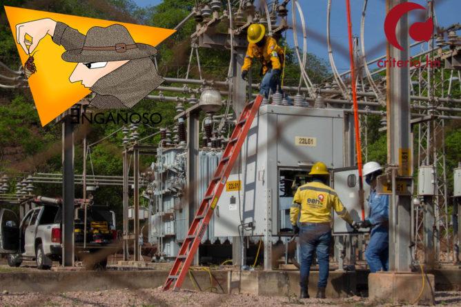 energía corrupción Honduras