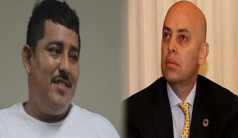 óscar chinchilla retirar cargos amnistía internacional