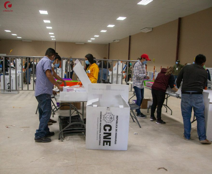 elecciones generales Honduras presupuesto