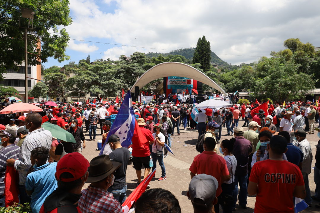 bicentenario de Honduras
