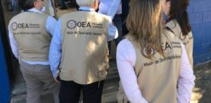 OEA observadores