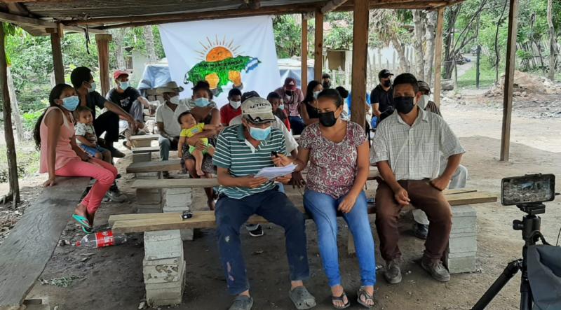 Continúa criminalización contra Tolupanes