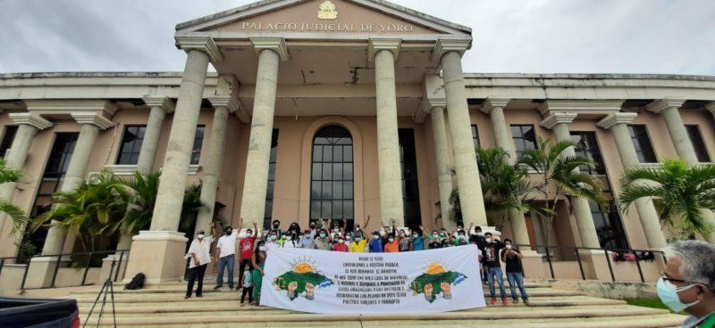 sobreseimiento Tolupanes Honduras