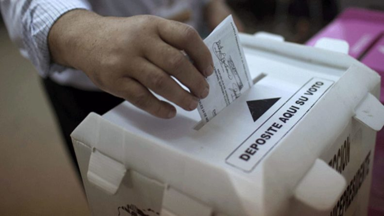 Voto de castigo afectará al Partido Nacional