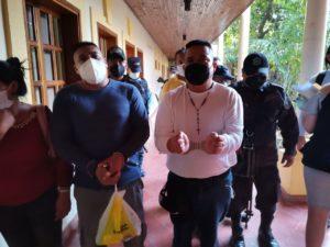 Tribunal se niega a liberar campesinos