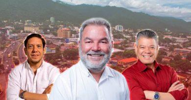 Roberto Contreras alcaldía de San Pedro Sula