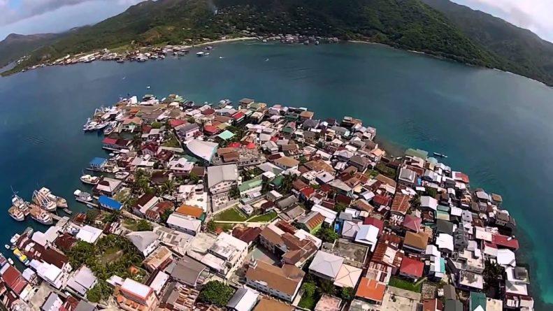 Historia de Guanaja