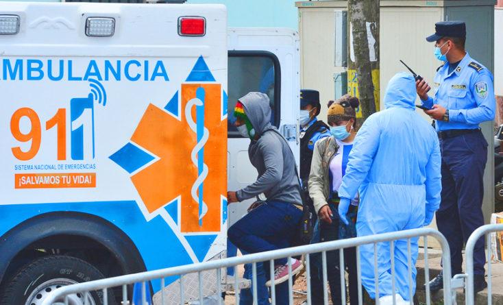 Médicos del 911 denuncian