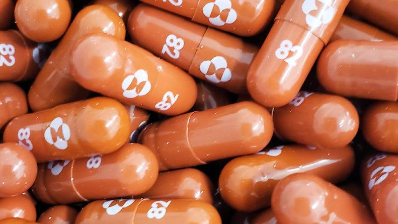 uso de píldora anticovid en EE.UU